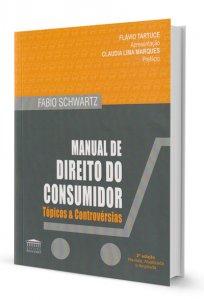 Imagem - Manual de Direito do Consumidor - Tópicos e Controvérsias