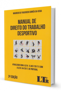 Imagem - Manual De Direito Do Trabalho Desportivo