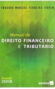 Imagem - Manual de Direito Financeiro e Tributário