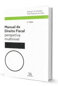Imagem - Manual de Direito Fiscal