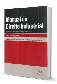 Imagem - Manual de Direito Industrial