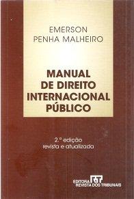 Imagem - Manual de Direito Internacional público