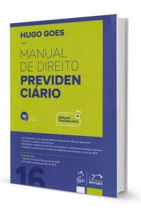Imagem - Manual de Direito Previdenciario