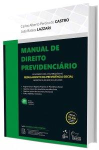Imagem - Manual de Direito Previdenciário