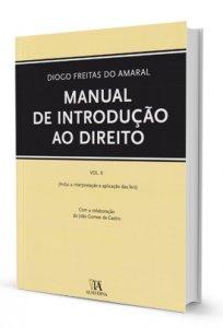 Imagem - Manual de Introdução ao Direito - V. II
