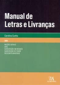 Imagem - Manual de Letras e Livranças