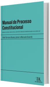 Imagem - Pré-venda:  Manual de Processo Constitucional