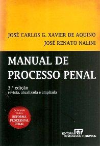 Imagem - Manual de Processo Penal