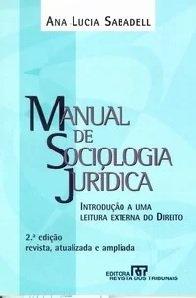 Imagem - Manual de Sociologia Jurídica