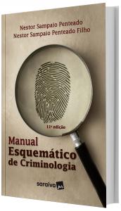 Imagem - Manual Esquemático de Criminologia