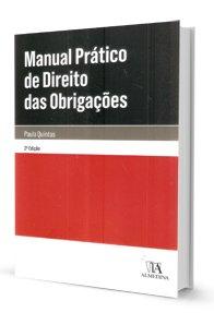 Imagem - Manual Prático de Direito das Obrigações