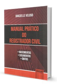 Imagem - Manual Prático do Registrador Civil