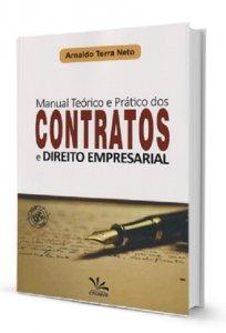 Imagem - Manual Teórico e Prático dos Contratos e Direito Empresarial
