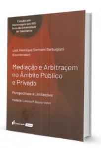 Imagem - Mediação e Arbitragem no âmbito público e Privado