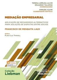 Imagem - Mediação Empresarial - Coleção Liebman