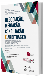 Imagem - Negociação, Mediação, Conciliação e Arbitragem