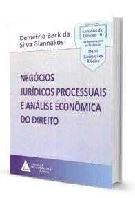 Imagem - Negócios Jurídicos Processuais e Análise Econômica do Direito