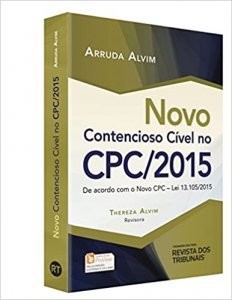 Imagem - Novo Contencioso cível no Cpc/2015