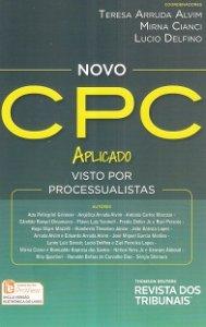 Imagem - Novo Cpc Aplicado Visto por Processualistas