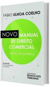 Imagem - Novo Manual De Direito Comercial