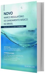 Imagem - Novo Marco Regulatório do Saneamento Básico no Brasil; Estudos sobre a nova Lei n 14.026/2020 - V1