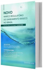 Imagem - Novo Marco Regulatório do Saneamento Básico no Brasil; Estudos sobre a nova Lei n 14.026/2020 - V2