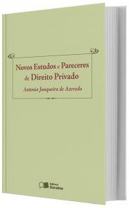 Imagem - Novos Estudos E Pareceres de Direito Privado