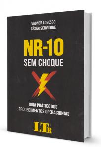Imagem - NR-10 Sem Choque: Guia Prático dos Procedimentos Operacionais