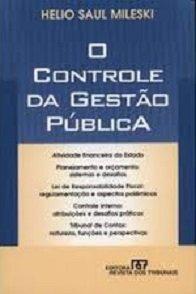 Imagem - O Controle Da Gestão Pública
