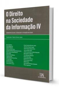 Imagem - O Direito na Sociedade da Informação - Vol. IV - Movimentos Sociais, Tecnologia e a Atuação do Estado