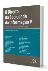 Imagem - O Direito na Sociedade da Informação - Vol. V - Movimentos Sociais, Tecnologia e a Proteção das Pessoas