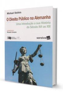 Imagem - O Direito Público na Alemanha - Linha Direito Comparado - Série IDP