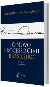 Imagem - O Novo Processo Civil Brasileiro