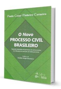 Imagem - O Novo Processo Civil Brasileiro Paulo Cezar Pinheiro Carneiro