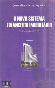 Imagem - O Novo Sistema Financeiro Imobiliário