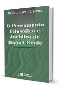Imagem - O Pensamento Filosofico e Juridico de Miguel Reale
