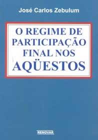 Imagem - O Regime de Participação Final Nos AqÜEstos