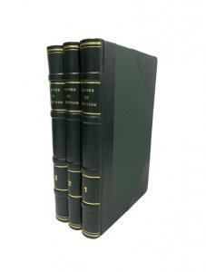 Imagem - Oeuvres de Jérémie Bentham 3v.