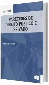 Imagem - PARECERES DE DIREITO PUBLICO E PRIVADO