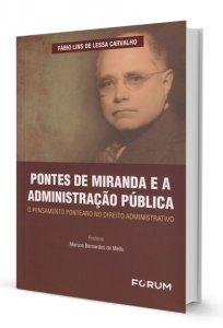 Imagem - Pontes de Miranda e a Administração Pública