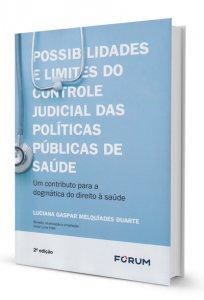 Imagem - Possibilidades e Limites do Controle Judicial das Políticas Públicas de Saúde
