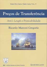 Imagem - Preços de Transferência - Volume 5. Série Doutrina Tributária
