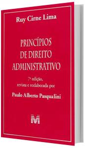 Imagem - Princípios de Direito Administrativo