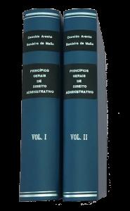 Imagem - Princípios Gerais de Direito Administrativo 2v