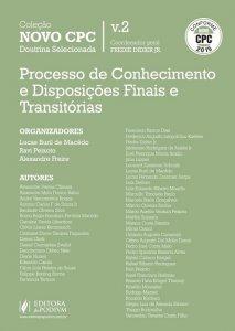 Imagem - Processo de Conhecimento e Disposições Finais Transitórias - Vol.2