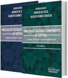 Imagem - Processo de Execução e Cumprimento de Sentença - 2 volumes