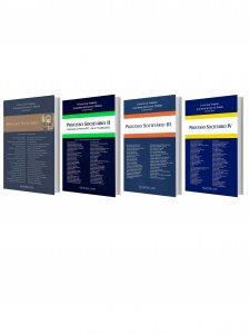 Imagem - Processo Societário 4 - Volumes