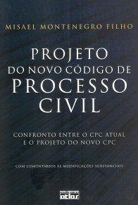Imagem - Projeto do Novo código de Processo Civil