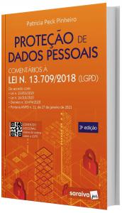 Imagem - Proteção de Dados Pessoais: Comentários à Lei n. 13.709/2018 (LGPD)