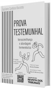 Imagem - Prova Testemunhal - Verossimilhança e Abordagem Hermenêutica - 2ª Edição